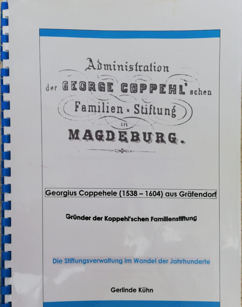 Koppehelsche Familienstiftung, Heft