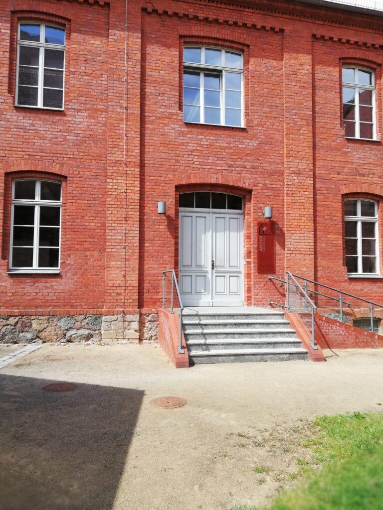 Portal Stadtarchiv